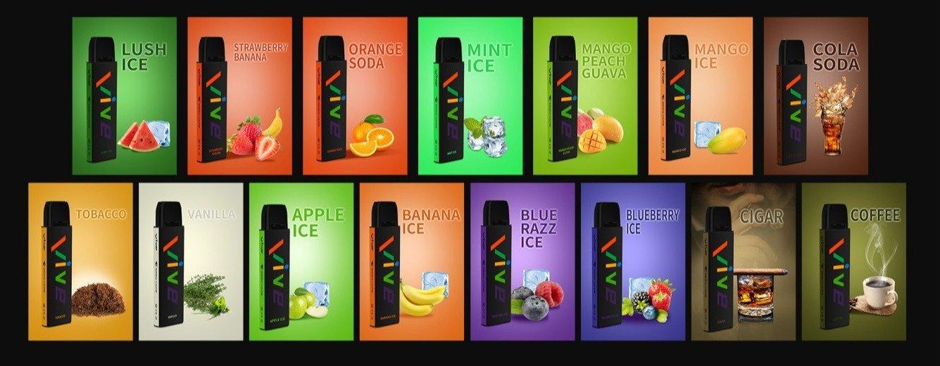 71575f0a d077 47e1 b3f0 6cb300a2ba13 1 Vive Disposable Vape Pen (600 Puffs)